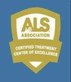 ALS Center of Excellence badge