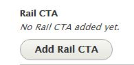 Drupal add rail CTA button