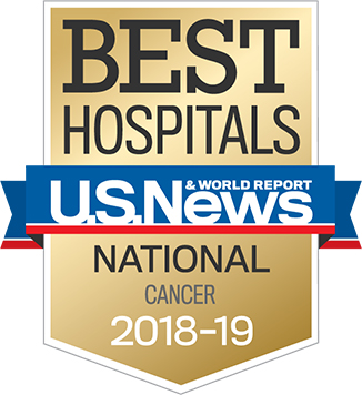 US News Best Hospital Badge Cancer