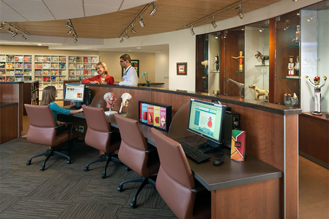 Jacobs Health Information Center
