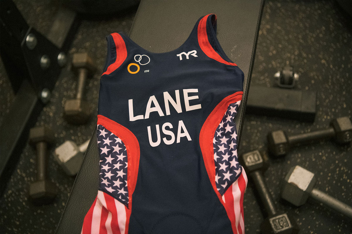 Patty Lane's uniform
