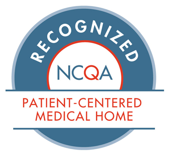 Patient-centered Medical home badge