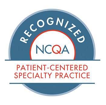 Patient-centered specialty practice badge