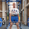 Powerlifter finds strength at UK Markey Cancer Center