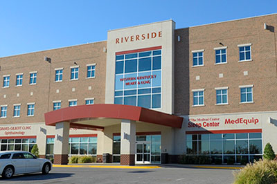Riverside building, Medical Center Orthopaedics